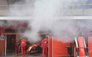 Formula 1: formula 1  ferrari  test