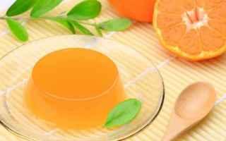 Ricette: gelatina artusi arancio dolci