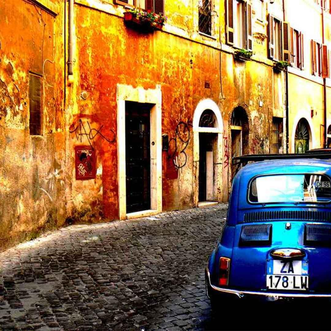 viaggi  borghi  città  roma  turismo