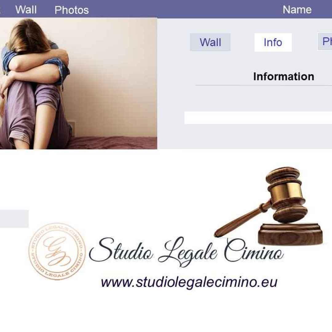 facebook  avvocato  avvocato cimino
