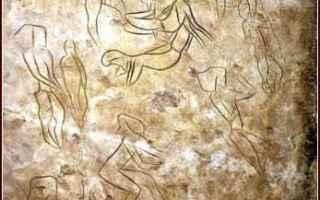 Cultura: graffiti  monte pellegrino  palermo