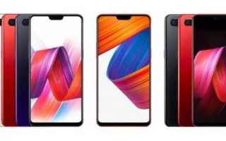 Cellulari: oppo  notch  smartphone
