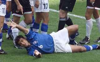 Nazionale: nesta  mondiale  2006  italia