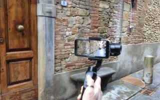 Video: video  cellulare  gimbal