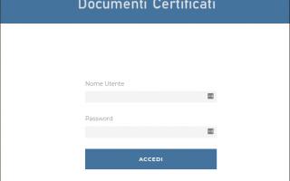 Siti Web: agiddocumenticertificati