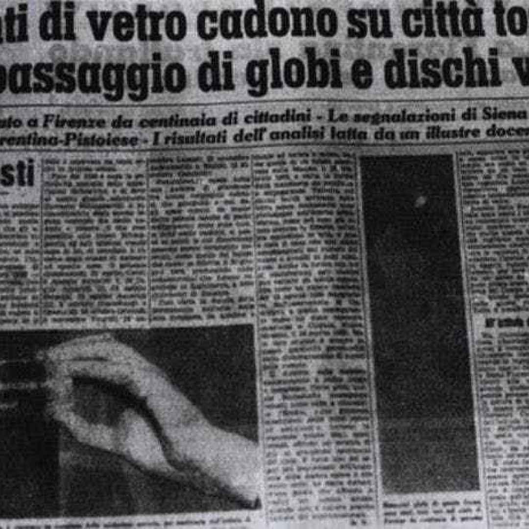 ufo  fiorentina
