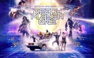 Cinema: ready player one  cinema  anni 80