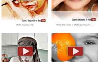Fotoritocco: video guide  modificare foto
