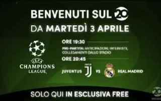 Champions League: juve  champions  real madrid
