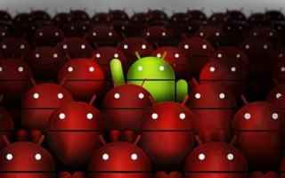 Sicurezza: virus  malware  android