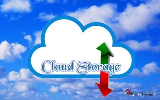 File Sharing: cloud storage  software  online