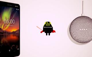 nokia 6.1  nokia  google home mini  tech