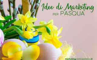 Web Marketing: pasqua  marketing  social network