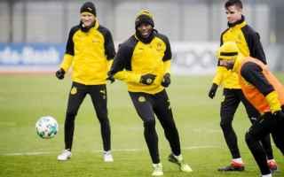 Calcio Estero: bolt  borussia dortmund