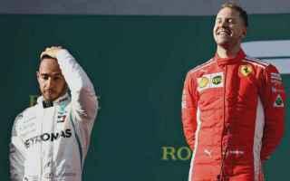 Formula 1: formula 1  melbourne  australia  ferrari