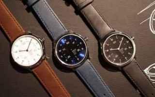 Gadget: helvetica regular.  smartwatch