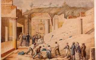 Arte: ercolano pompei  mostra  chiasso