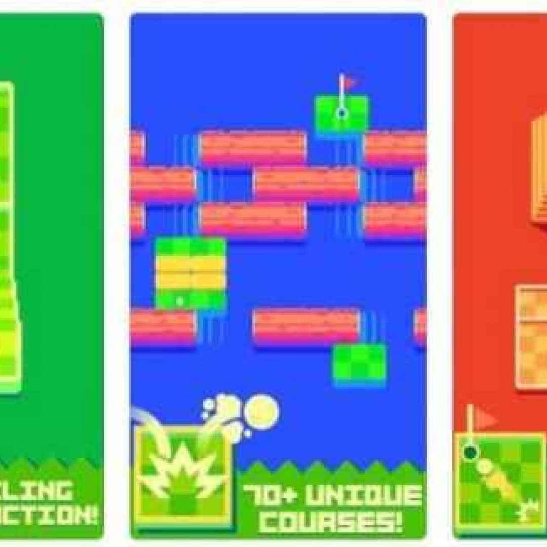 videogame  pixel art  minigolf