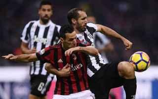 Serie A: juventus  milan