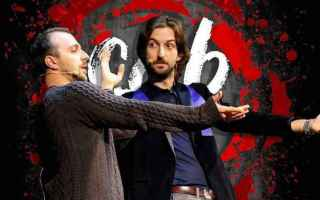 Attore, cabarettista, lavora a teatro e in tv, in programmi come Colorado su Italia 1 e Eccezionale