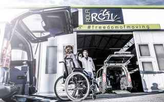 Automobili: disabili