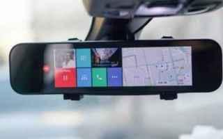 Automobili: xiaomi  specchietto retrovisore smart