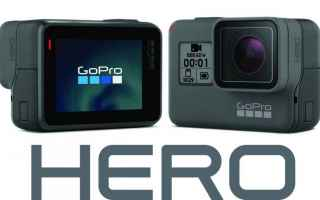 Fotocamere: gopro video fotografia