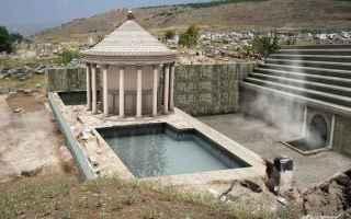 Storia: hierapolis  inferi  pamukkale  plutonio