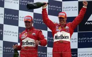 Formula 1: formula 1  ferrari  bahrain  schumacher