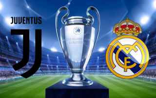 juventus real madrid canale 20