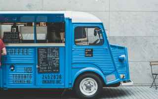 Lavoro: food truck  street food  marketing