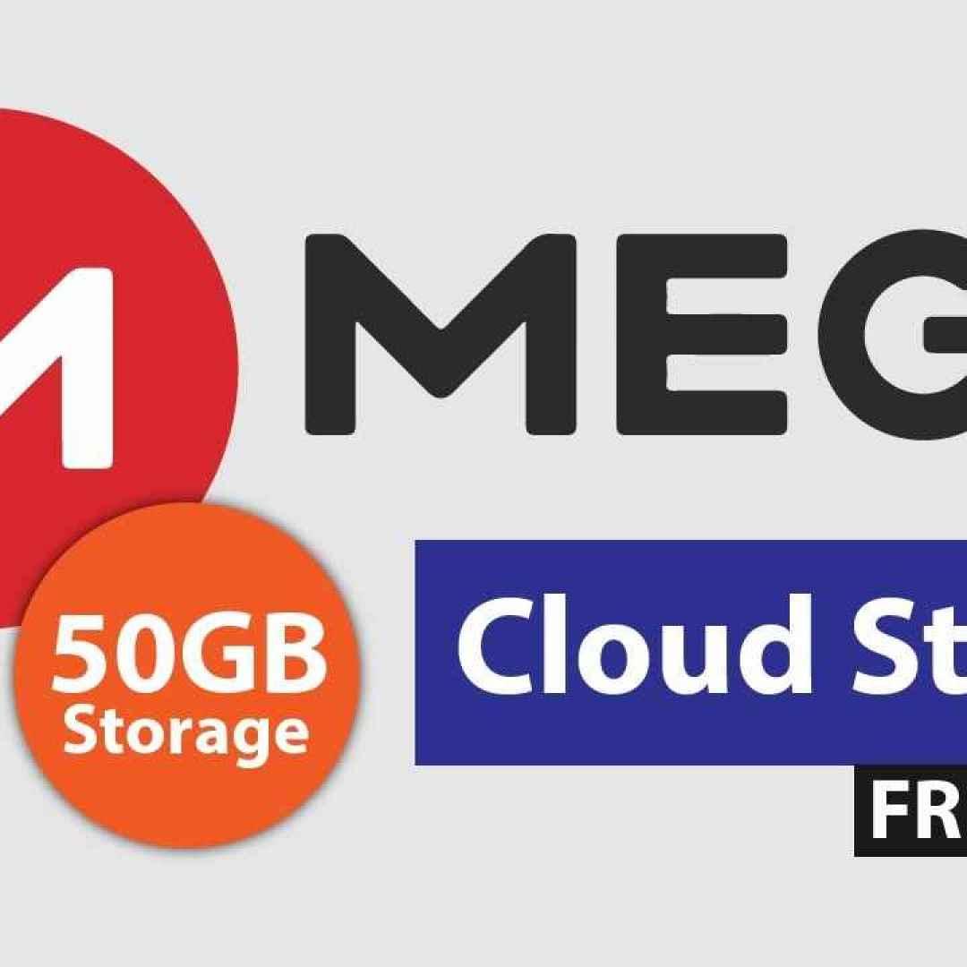 mega  file criptati  cloud