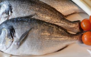 ricette al microonde  pesce al microonde