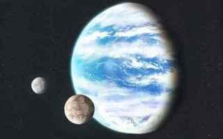 Astronomia: acqua  astronomia  esopianeta