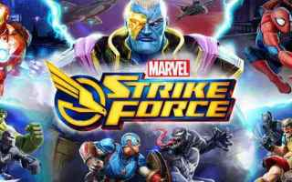 marvel strategia giochi android ios