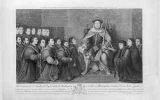 Storia: parlamento  storia  enrico viii