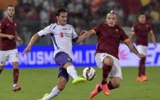 Serie A: roma  fiorentina