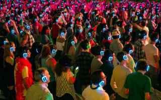 Musica: silent party  musica  moda