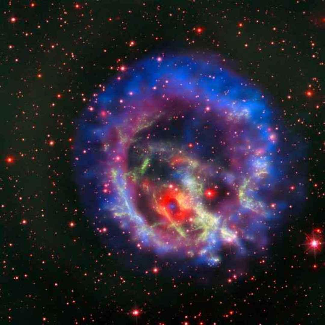 eso  vlt  muse  stelle di neutroni
