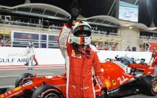 Formula 1: formula 1  ferrari  vettel  bahrain