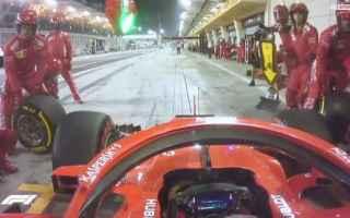Formula 1: formula 1  ferrari  raikkonen  bahrain