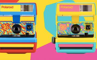 Fotocamere: polaroid fotografia