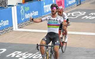 Ciclismo: PARIGI ROUBAIX: SAGAN TORNA ALLA VITTORIA IN UNA CLASSICA MONUMENTO