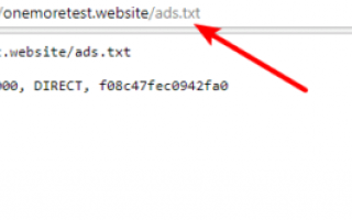 Soldi Online: adsense  google  ads.txt