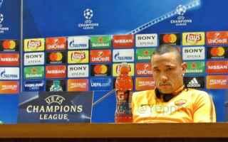 Champions League: nainggolan  roma  barcellona