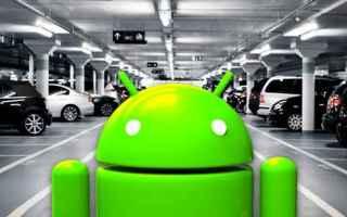 Automobili: parcheggio  android  applicazioni  auto