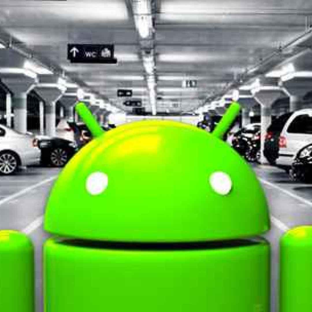 parcheggio  android  applicazioni  auto