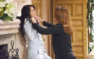 Soap TV: Beautiful, anticipazioni dal 16 al 21 aprile: rissa tra Quinn e Sheila