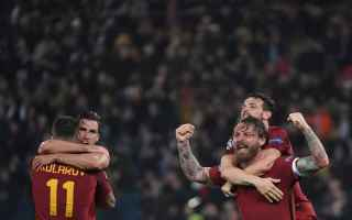 Champions League: roma  barcellona  champions league