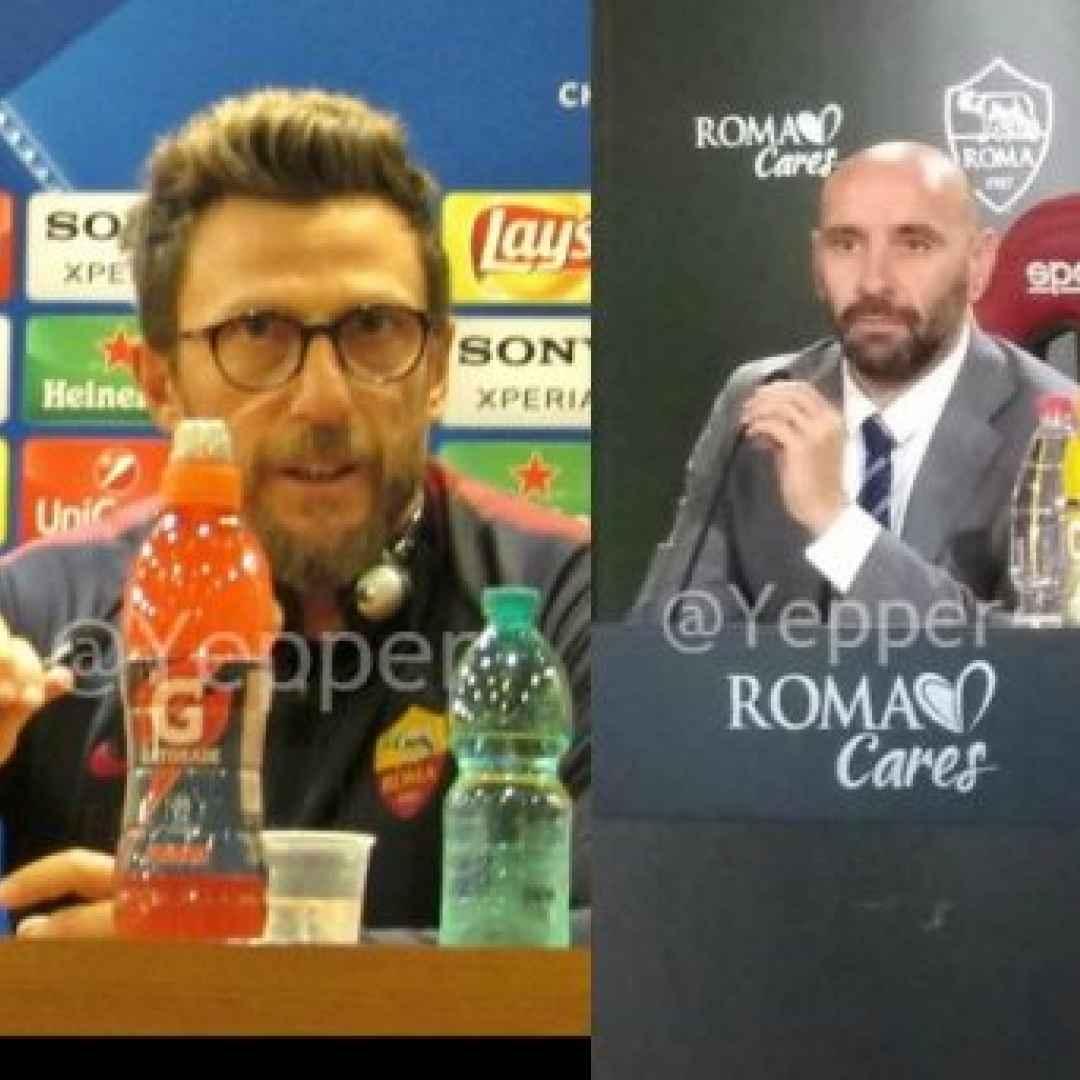 asroma  difrancesco  roma  calcio